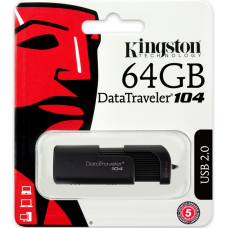 Flash Drive 64GB Kingston USB2.0