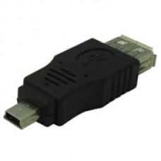 Converter USB Female to Mini USB