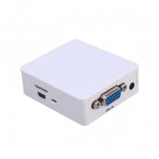 VGA to HDMI Converter - Dtech