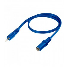 Cable Aux Extension 3.5mm to 3.5mm stereo jack 1.5m - Astrum AE115
