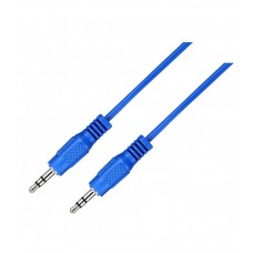 Cable Aux 3.5mm to 3.5mm stereo jack 5.0m