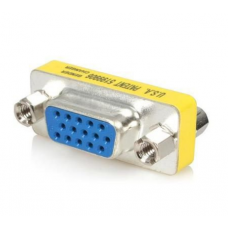 VGA Female to Female Connector 15-Pin