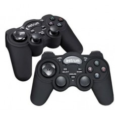 Gamepad 2x Dual Vibration Analog for PC