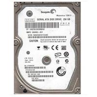 "Hard Disk Internal 320GB 2.5"" - 2nd Hand"