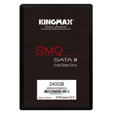 """SSD Internal 240GB 2.5"""" Kingmax SMQ"""