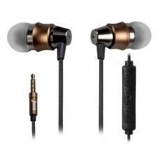 Headset Aluminium in-ear with microphone - jazz i112