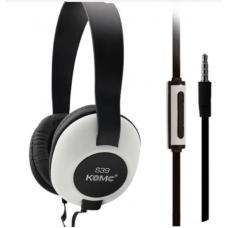 Headset Fashion KOMC S39 White