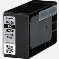 Canon 1400XL Black - Compatible