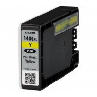Canon 1400XL Yellow - Compatible