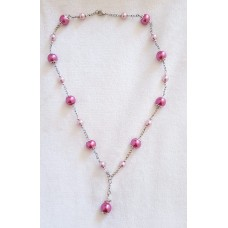 Jewellery – Pink Pearl Necklace