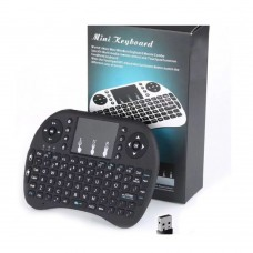 Wireless Keyboard and Trackpad Mini - Android, IOS and Windows - backlit
