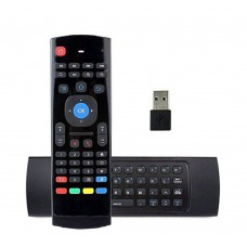 Wireless Air Mouse With Mini Keyboard - Android, IOS and Windows