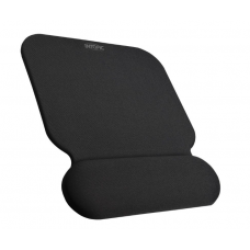 Mouse Pad With Wrist Rest - Black GL-020