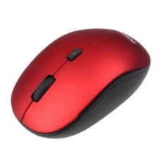 Mouse Wireless Optical - In Topic UFO - Red