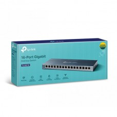 Network Switch 16-Port 10/100/1000Mbps Desktop TP-Link TL-SG116