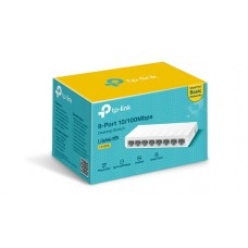 Network Switch 8-Port 10/100Mbps Desktop TP-Link LS1008