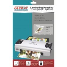 Parrot - Laminating Pouches A4 - 25 Units