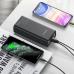 Power Bank 30,000mAh with USB & LED FlashLight