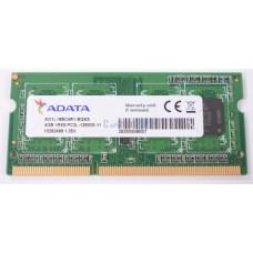 Memory 4GB Laptop DDR3L 1600Mhz - ADATA