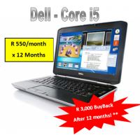 Rental Dell Latitude e5420 Core i5 Laptop