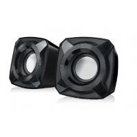Speakers 2.0 CH Multimedia Speakers 2 x2.5W USB - Microlab B16