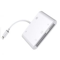 Card Reader MicroSD / Mini SD / SD / MS / M2 - MicroUSB