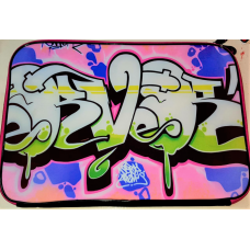 Pink is the new Black! - Funky Carry Pouch 10""