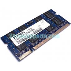 Memory 2GB Laptop DDR2 800Mhz - Elpida