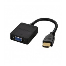 HDMI Male to VGA Female adapter
