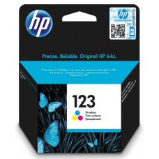 HP 123 Colour