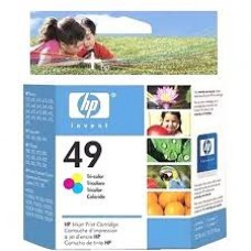 HP 49 Tri Colour
