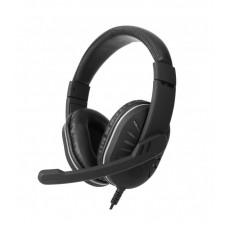 USB Stereo Headphone + Mic