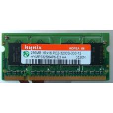 Memory 256MB Laptop DDR2 400Mhz - Hynix