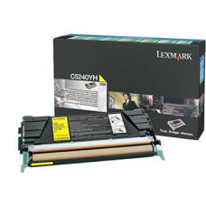 Lexmark C524 Yellow Toner