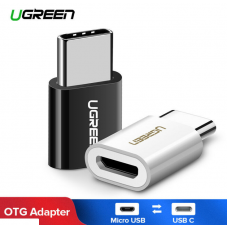 Converter Micro USB to Type C USB Adapter