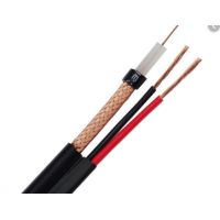CCTV Powax Cable Bare Copper (Video + Power) - per meter