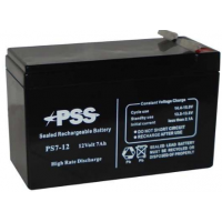 Battery 12V 7Ah Sealed Rechargeable
