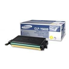Samsung 660 Yellow Toner