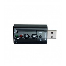 Sound Adapter USB Stereo 3D 7.1CH