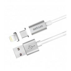 Magnetic Micro USB / 8pin Cable